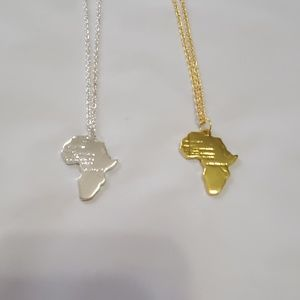 Other - Map of Africa Pendant